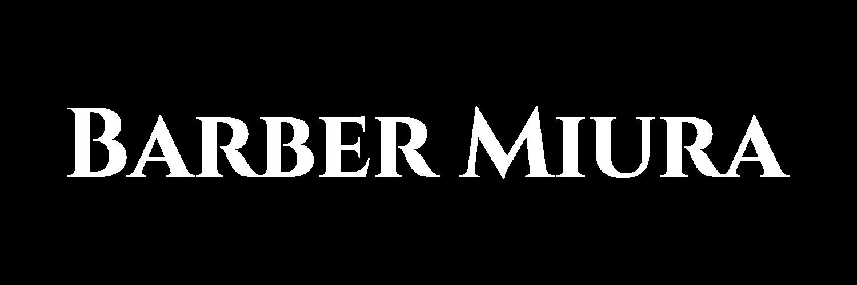 BARBER MIURA|三浦正弘オフィシャルサイト